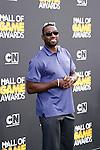 SANTA MONICA, CA - FEB 18: Calvin Johnson at the 2012 Cartoon Network Hall of Game Awards at Barker Hangar on February 18, 2012 in Santa Monica, California
