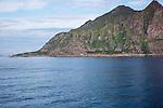 Coastal landscape Stormolla island, Lofoten islands, Nordland, Norway