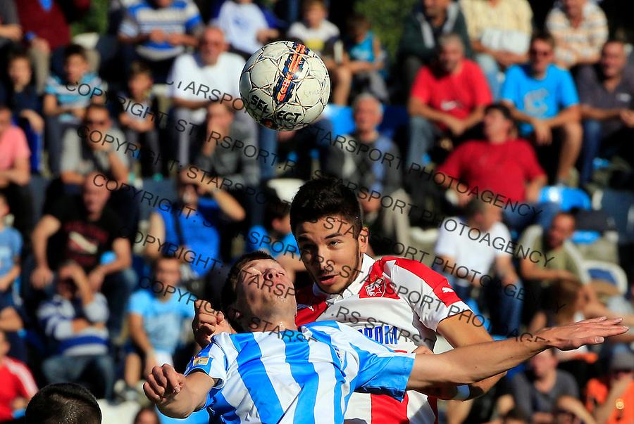 Fudbal Jelen Super League season 2015-2016<br /> Spartak v Crvena Zvezda<br /> Marko Grujic (R)<br /> Subotica, 03.10.2015.<br /> foto: Srdjan Stevanovic/Starsportphoto&copy;