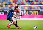 nph00351: Fussball, 1. Bundesliga, Saison 19/20, 26. Spieltag, Fortuna Düsseldorf - FC Paderborn 07, 16.05.2020:<br /> Alfredo Morales (F95)<br />  <br /> <br /> Nur für journalistische Zwecke! Only for editorial use!<br /> <br /> Gemäß den Vorgaben der DFL Deutsche Fußball Liga ist es untersagt, in dem Stadion und/oder vom Spiel angefertigte Fotoaufnahmen in Form von Sequenzbildern und/oder videoähnlichen Fotostrecken zu verwerten bzw. verwerten zu lassen. DFL regulations prohibit any use of photographs as image sequences and/or quasi-video. <br /> <br /> Foto: Moritz Müller/Pool / via Meuter/nordphoto