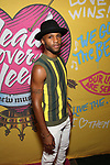 Ryan Jamaal Swain attends the Opening Night Performance of ''Head Over Heels' at the Hudson Theatre on July 26, 2018 in New York City.