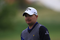 James Morrison (ENG) on the 7th green during Round 3 of the D+D Real Czech Masters at the Albatross Golf Resort, Prague, Czech Rep. 02/09/2017<br /> Picture: Golffile | Thos Caffrey<br /> <br /> <br /> All photo usage must carry mandatory copyright credit     (&copy; Golffile | Thos Caffrey)