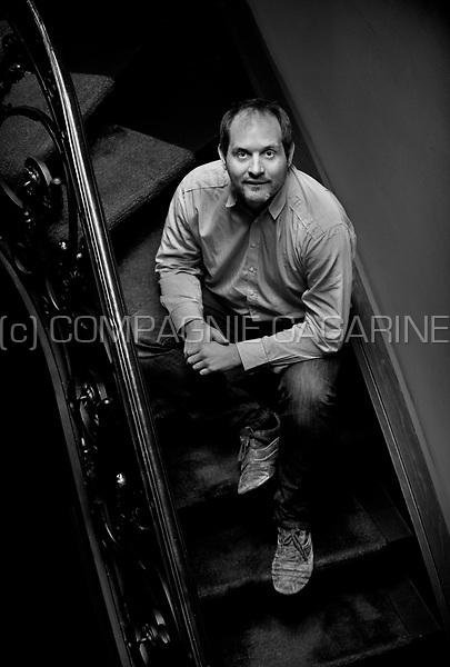 Belgian director Joël Franka (Belgium, 19/02/2013)
