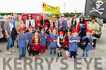 The Pebbles Pre school at the Ballyheigue Festival Parade on Sunday