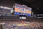 2014 NCAA Final Four: Kentucky vs Wisconsin