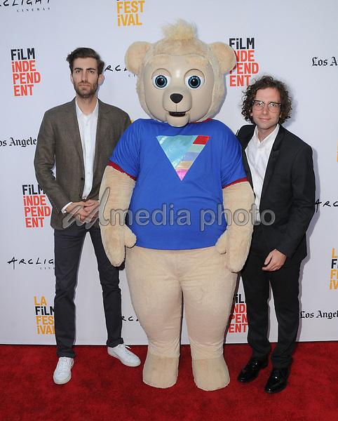 "16 June 2017 - Hollywood, California - Dave McCary, Brigsby Bear, Kyle Mooney. LA Film Festival screening of ""Brigsby Bear"" held at ArcLight Hollywood in Hollywood. Photo Credit: Birdie Thompson/AdMedia"