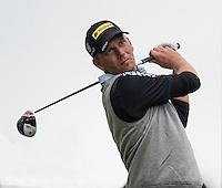 19.05.2015. Wentworth, England. BMW PGA Golf Championship. Practice Day.  Marcel Siem during the practice round of the 2015 BMW PGA Championship from The West Course Wentworth Golf Club