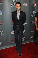 WEST HOLLYWOOD, CA - NOV 8: Cody Belew at the NBC's 'The Voice' Season 3 at House of Blues Sunset Strip on November 8, 2012 in West Hollywood, California.  Credit: mpi27/MediaPunch Inc. /NortePhoto.com