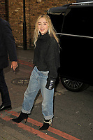 JUN 12 Sabrina Carpenter spotted at Brixton Academy