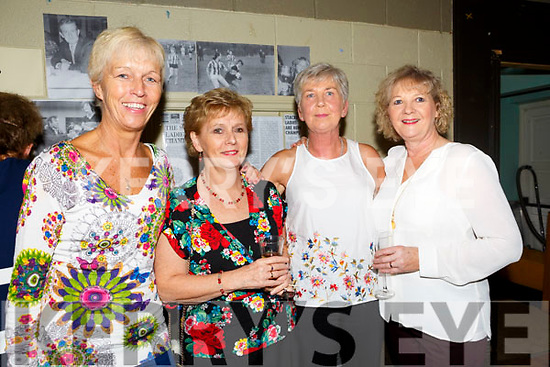Austin Stacks Ladies celebrate the 40th anniversary of their 1st Senior County Championship win in 1977 at Austin Stacks Clubhouse on Saturday. Pictured Eileen Magan, Joan Gill, Helena Shanahan, Ann Slattery