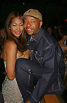 Kimora Lee &amp; Russell Simmons<br />