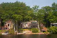 Sears House, Hamilton Reservoir, Holland, Massachusetts, US