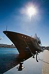 Radiant Motor Yacht in Marina Real Juan Carlos I