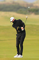 Matthew Southgate (ENG) on the 16th fairway during Round 4 of the Alfred Dunhill Links Championship 2019 at St. Andrews Golf CLub, Fife, Scotland. 29/09/2019.<br /> Picture Thos Caffrey / Golffile.ie<br /> <br /> All photo usage must carry mandatory copyright credit (© Golffile | Thos Caffrey)