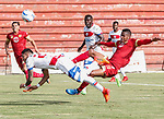 Rionegro Águilas igualó 0-0 ante Deportivo Pasto. Fecha 1 Liga Águila I-2018.