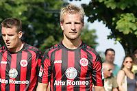 Stefan Aigner (Eintracht) - Eintracht Frankfurt vs. VfR Aalen