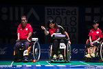 Anita Raguwaran (GER)<br /> BC4 Bronze Medal Match<br /> Germany v Hong Kong<br /> BISFed 2018 World Boccia Championships <br /> Exhibition Centre Liverpool<br /> 18.08.18<br /> &copy;Steve Pope<br /> Sportingwales