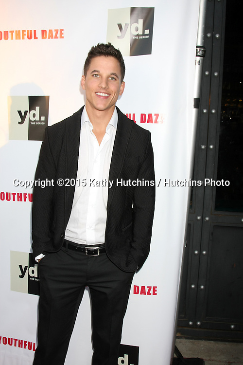 "LOS ANGELES - JUL 22:  Mike C. Manning at the ""Youthful Daze"" Season 4 Premiere Party at the Bugatta Supper Club on July 22, 2015 in Los Angeles, CA"