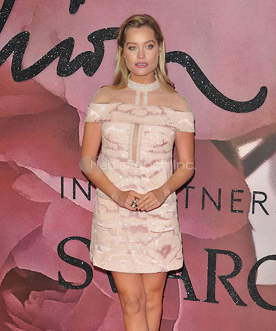Laura Whitmore at the Fashion Awards 2016, Royal Albert Hall, Kensington Gore, London, England, UK, on Monday 05 December 2016. <br /> CAP/CAN<br /> ©CAN/Capital Pictures /MediaPunch ***NORTH AND SOUTH AMERICAS ONLY***