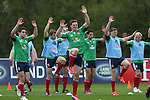 British & Irish Lions training session.George North taking part in the Lions training session in Wales...Vale Resort.15.05.13.©Steve Pope