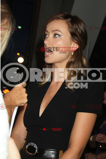 NEW YORK, NY - SEPTEMBER 18: Olivia Wilde at the Conde Nast Traveler Celebration of 'The Visionaries' and 25 Years of Truth In Travel at Alice Tully Hall on September 18, 2012 in New York City. &copy;&nbsp;RW/MediaPunch Inc. /NortePhoto.com<br /> **SOLO**VENTA**EN**MEXICO**<br /> <br /> <br /> **CREDITO*OBLIGATORIO** *No*Venta*A*Terceros*<br /> *No*Sale*So*third*...