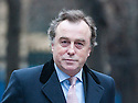 Harry Redknapp and Milan Mandaric tax evasion trial - juror considering verdicts today 8.2.12.John Kelsey-Fry QC arrives  - Redknapp's Lawyer.....Pic by Gavin Rodgers/Pixel 8000 Ltd