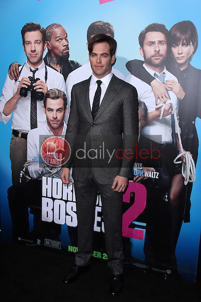 Chris Pine<br />