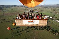 20151207 December 07 Hot Air Balloon Gold Coast