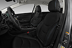 Front seat view of 2016 Chevrolet Volt Premier 5 Door Hatchback Front Seat  car photos
