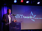 Jamil Jude during The Third Annual SDCF Awards at The The Laurie Beechman Theater on November 12, 2019 in New York City.