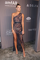 NEW YORK, NY - FEBRUARY 7: Bregje Heinen at the 2018 amfAR Gala New York honoring Lee Daniels and Stefano Tonchi at Cipriani Wall Street in New work City on February 7, 2018. <br /> CAP/MPI99<br /> &copy;MPI99/Capital Pictures