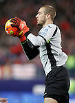 Espanyol's Pau Lopez during La Liga match. November 28,2015. (ALTERPHOTOS/Acero)