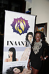 INAANTA Hair International Launch Party hosted by Diva Gals Daily on November 15, 2014 at El Cid, New York City, New York. It is a new high-end Remy Extension line. This party is to get a good look at luxury hair collection.  (Photo by Sue Coflin/Max Photos)