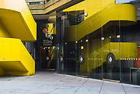 British Film Institute, South Bank, London, England