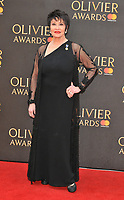 Chita Rivera at the Olivier Awards 2018, Royal Albert Hall, Kensington Gore, London, England, UK, on Sunday 08 April 2018.<br /> CAP/CAN<br /> &copy;CAN/Capital Pictures<br /> CAP/CAN<br /> &copy;CAN/Capital Pictures