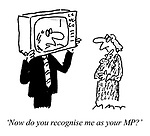 """""""Now do you recognise me as your MP?"""""""