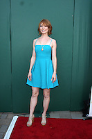 LOS ANGELES - JUL 8:  Alicia Witt at the Crown Media Networks July 2014 TCA Party at the Private Estate on July 8, 2014 in Beverly Hills, CA