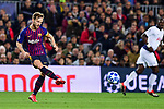 UEFA Champions League 2018/2019 - Matchday 6.<br /> FC Barcelona vs Tottenham Hotspur FC: 1-1.<br /> Ivan Rakitic.