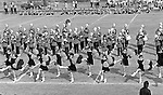Bethel Park PA: View of the Bethel Park Band's Bethettes - 1963.  Cathy Stewart was a member of Bethettes (front row - middle person).  This photo was taken at Elisabeth Forward High School.