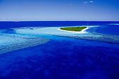 Ilôt Uatio, lagon Sud