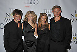 BEVERLY HILLS, CA. - October 18: Matt Lanter, AnnaLynne McCord, Lori Loughlin and Trevor Donovan arrive at the First Annual Noble Humanitarian Awards at The Beverly Hilton Hotel on October 18, 2009 in Beverly Hills, California.
