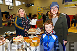 Pictured at the Duagh Arts & Crafts Fair on Sunday last held in the Duagh Sports Centre were Marguerite O'Connor, Helen Broderick and Keegan O'Brien.