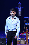 Tony Yazbeck during the Opening Night Performance Curtain Call bows  for  'The Beast In The Jungle' at The Vineyard Theatre on May 23, 2018 in New York City.