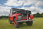 Series 1 Fire Engine. Dunsfold Collection Open Day 2009. NO RELEASES AVAILABLE.