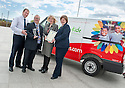The Serco 25 Celebrations, marking the 25th anniversary of Serco as a listed company, at Forth Valley Royal Hospital, Larbert.