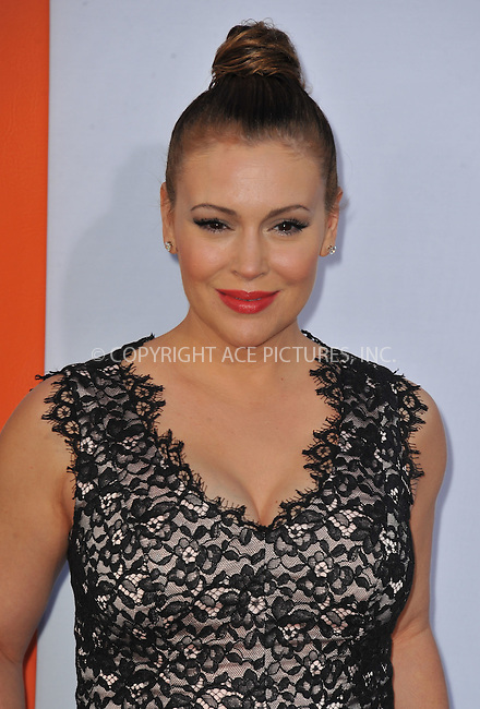 WWW.ACEPIXS.COM<br /> <br /> March 25 2015, LA<br /> <br /> Alyssa Milano attending the premiere of 'Get Hard' at the TCL Chinese Theatre IMAX on March 25, 2015 in Hollywood, California.<br /> <br /> By Line: Peter West/ACE Pictures<br /> <br /> <br /> ACE Pictures, Inc.<br /> tel: 646 769 0430<br /> Email: info@acepixs.com<br /> www.acepixs.com