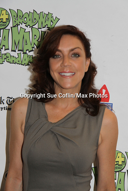Andrea McArdle (Search for Tomorrow - Wendy Wilkins McNeal) at The 24th Annual Broadway Flea Market & Grand Auction to benefit Broadway Cares/Equity Fight Aids on September 26, 2010 in Shubert Alley, New York City, New York. (Photo by Sue Coflin/Max Photos)