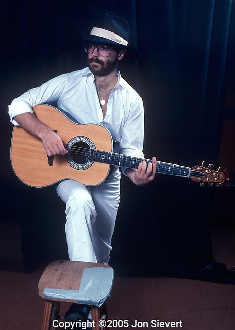 Al DiMeola, Warfield Theater, Dec 1980