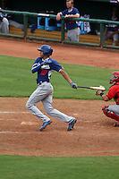 Alex Santana - 2014 AIL AIL Dodgers (Bill Mitchell)