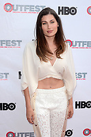"LOS ANGELES - July 15:  Trace Lysette at the ""Transparent"" Season 4 Sneak Peek at Outfest LGBT Film Festival at the Directors Guild of America Theater on July 15, 2017 in Los Angeles, CA"